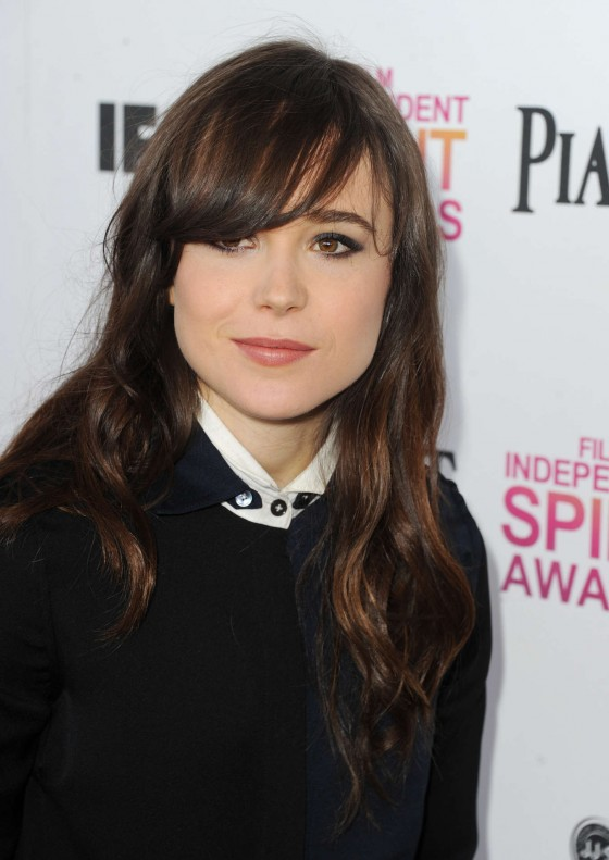 Ellen Page – 2013 Film Independent Spirit Awards in Santa Monica