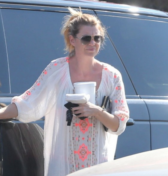 Ellen Pompeo out in LA -01
