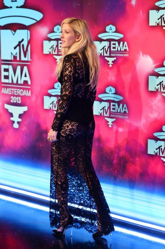 Ellie Goulding: 2013 MTV EMA -03
