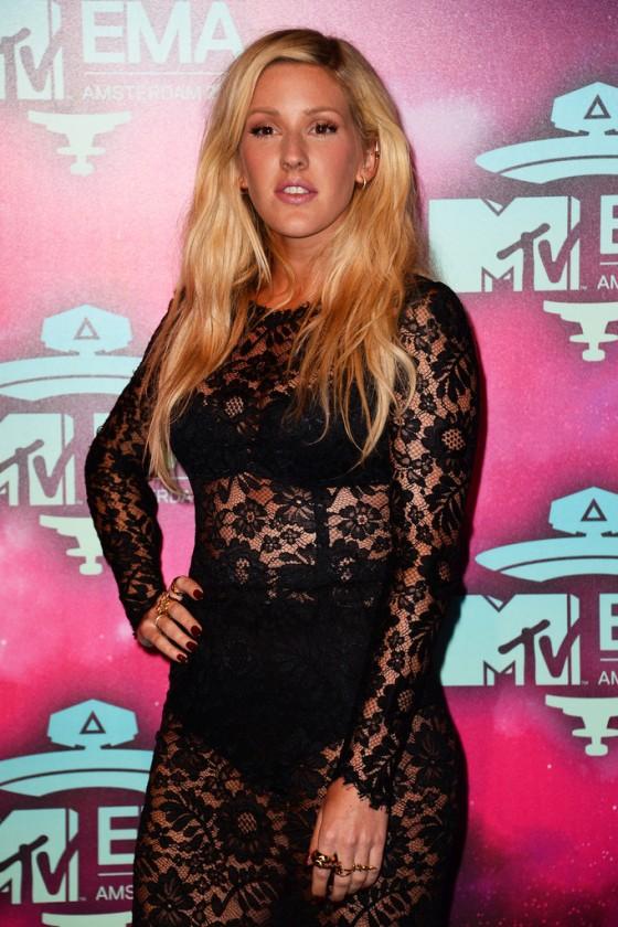 Ellie Goulding: 2013 MTV EMA -04