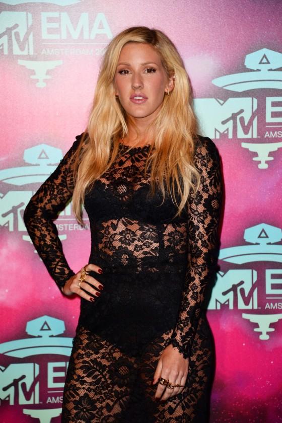 Ellie Goulding: 2013 MTV EMA -07