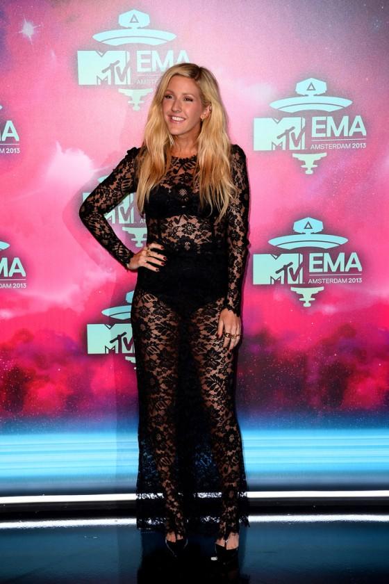 Ellie Goulding: 2013 MTV EMA -08