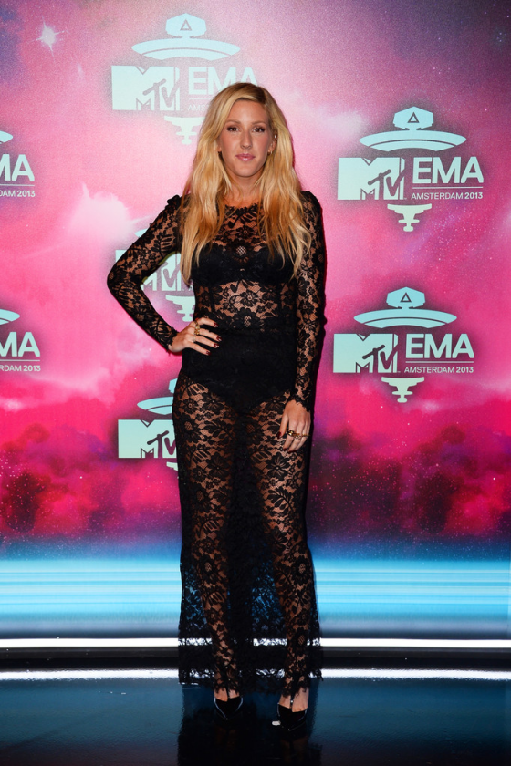 Ellie Goulding: 2013 MTV EMA -14
