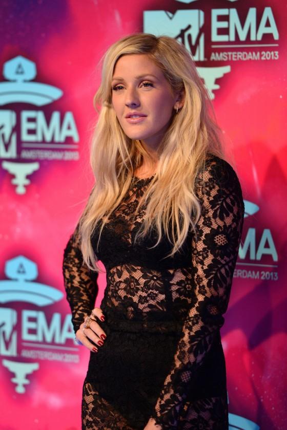 Ellie Goulding: 2013 MTV EMA -15