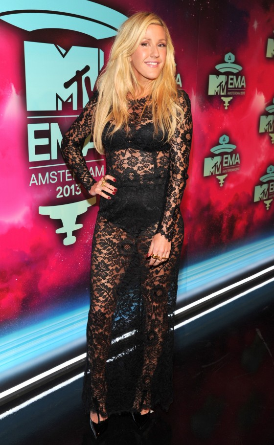 Ellie Goulding: 2013 MTV EMA -16