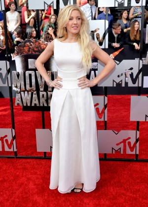 Ellie Goulding: 2014 MTV Movie Awards -02