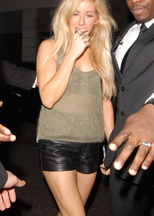 Ellie Goulding - 2014 Stella McCartney Green Carpet Collection London Fashion Week