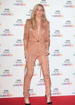 Ellie Goulding - BBC Music Awards 2014 in London