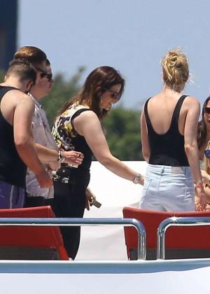 Ellie Goulding Bikini Photos: 2014 Miami -04