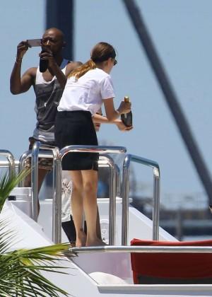 Ellie Goulding Bikini Photos: 2014 Miami -06