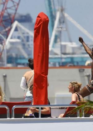 Ellie Goulding Bikini Photos: 2014 Miami -10