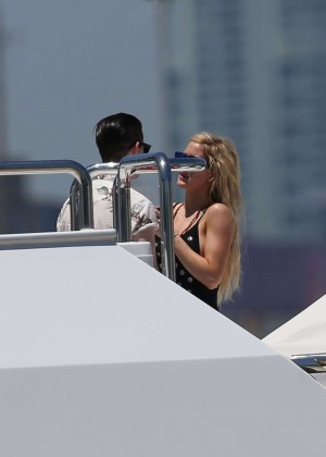 Ellie Goulding Bikini Photos: 2014 Miami -11