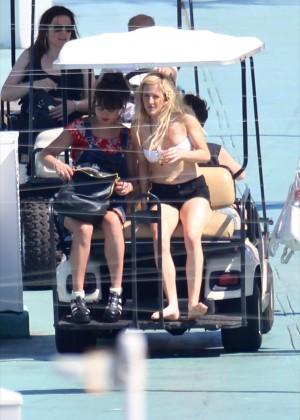 Ellie Goulding Bikini Photos: 2014 Miami -27