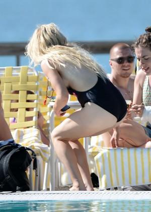 Ellie Goulding Bikini Photos: 2014 Miami -52