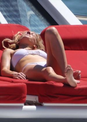 Ellie Goulding Bikini Photos: 2014 Miami -59