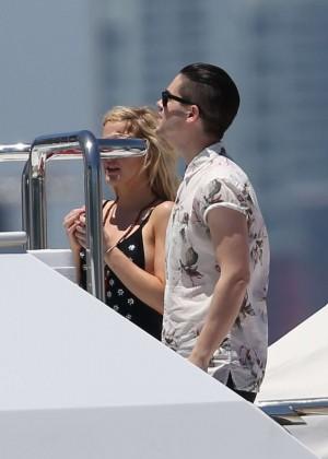 Ellie Goulding Bikini Photos: 2014 Miami -60