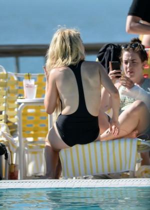 Ellie Goulding Bikini Photos: 2014 Miami -67