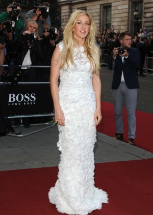 Ellie Goulding - 2014 GQ Men of the Year Awards in London