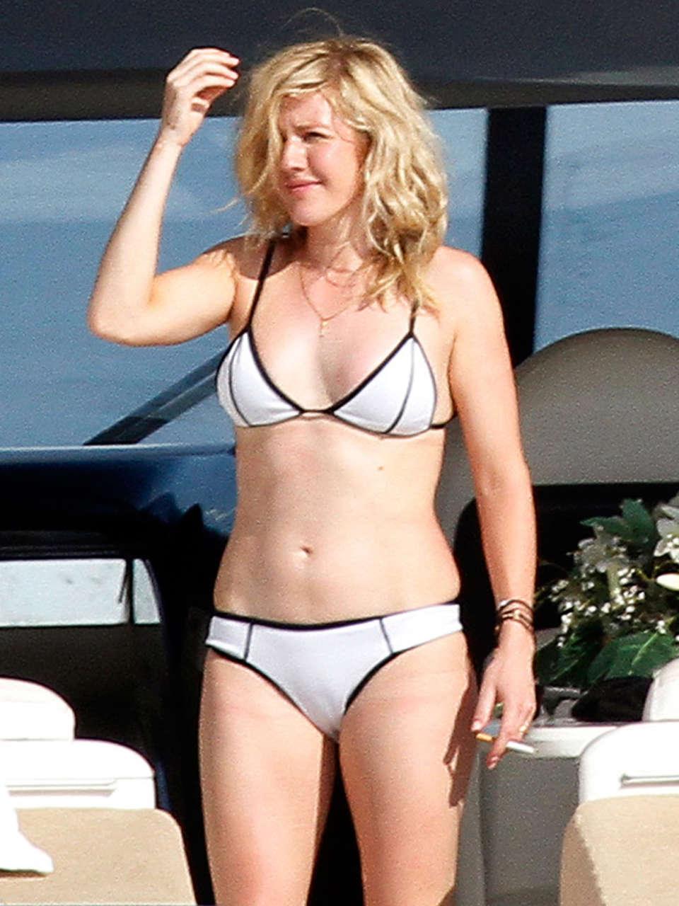 Hayden panettiere yacht bikini