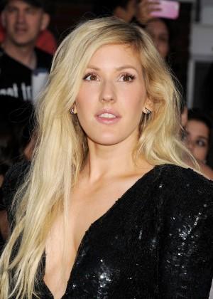Ellie Goulding: Divergent Premiere -03