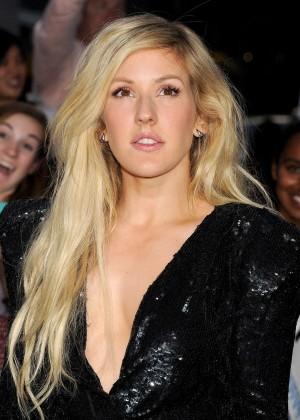 Ellie Goulding: Divergent Premiere -04