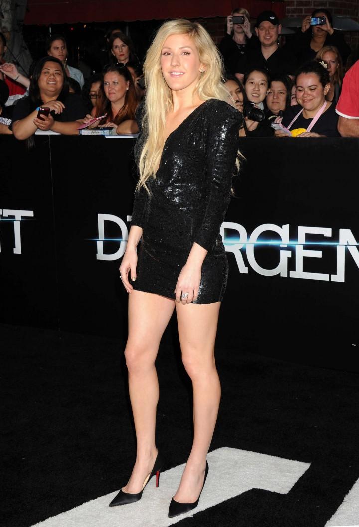 Ellie Goulding: Divergent Premiere -07