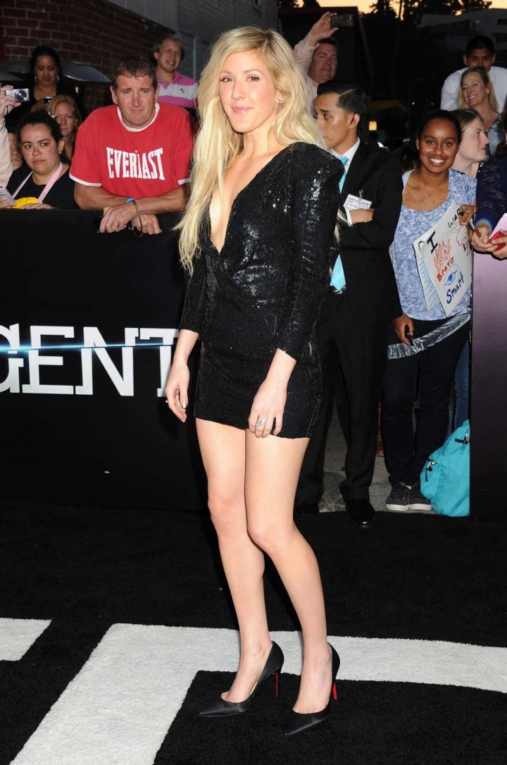 Ellie Goulding: Divergent Premiere -11