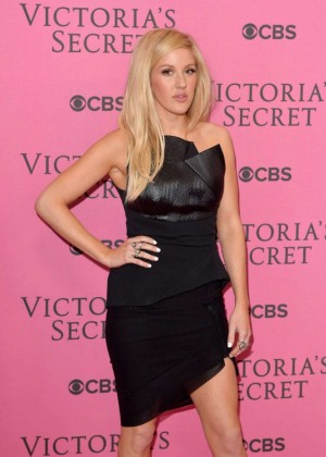 Ellie Goulding - Victoria's Secret Fashion Show After Party in London