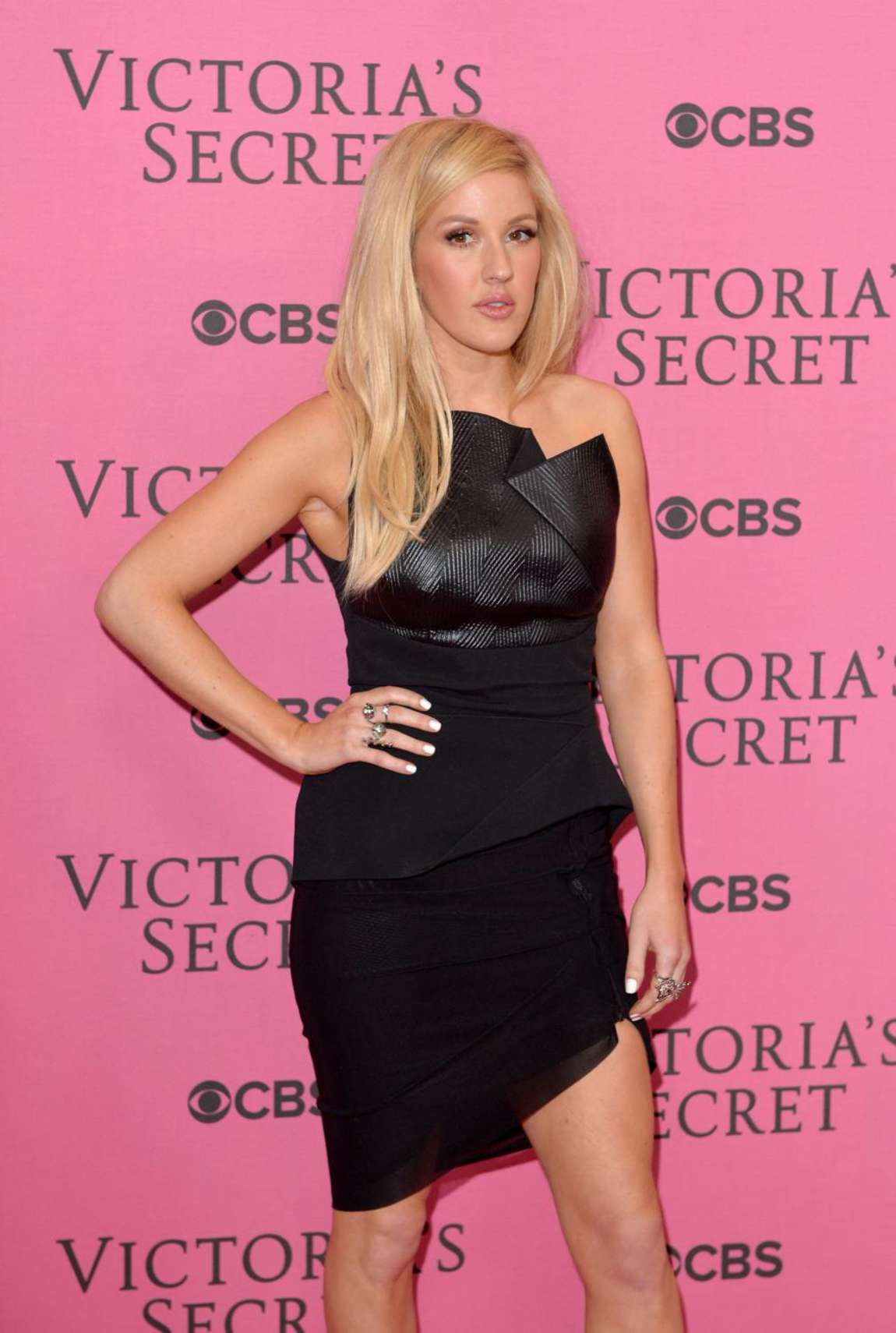 Ellie Goulding - Victoria's Secret Fashion Show After Party in London