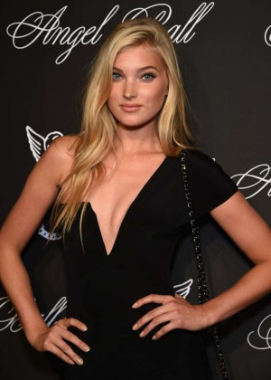 Elsa Hosk - Gabrielle's Angel Foundation Angel Ball 2014 in NYC