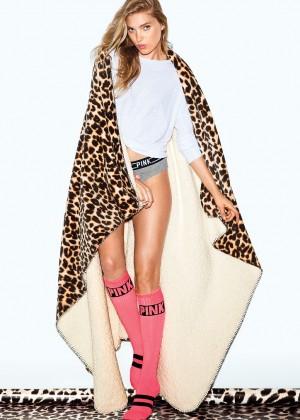Elsa Hosk in Bikini for Victorias Secret -01