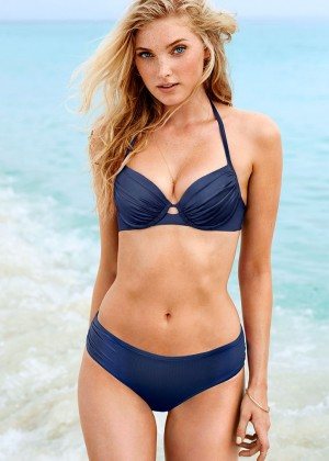 Elsa Hosk in Bikini for Victorias Secret -04