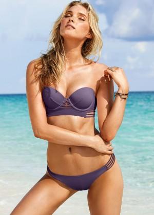 Elsa Hosk in Bikini for Victorias Secret -07