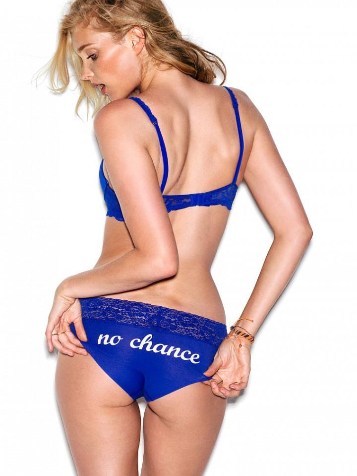 Elsa Hosk - Victoria's Secret (August 2014)