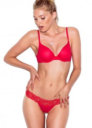 Elsa Hosk in Bikini for Victorias Secret -36