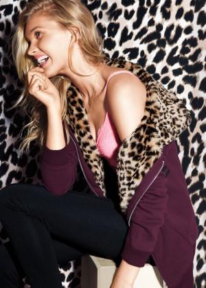 Elsa Hosk in Bikini for Victorias Secret -49