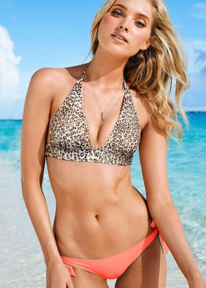 Elsa Hosk - Victoria's Secret Bikini Photoshoot (September 2014)