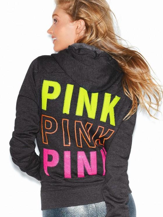 Elsa Hosk: VS Pink 2013 -05