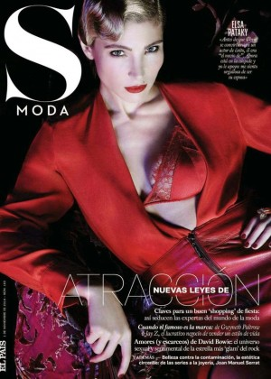 Elsa Pataky - S Moda Spain Magazine (November 2014)