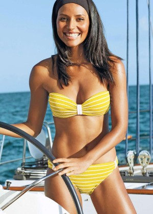 Emanuela de Paula: Next Swimwear Collection 2014 -09