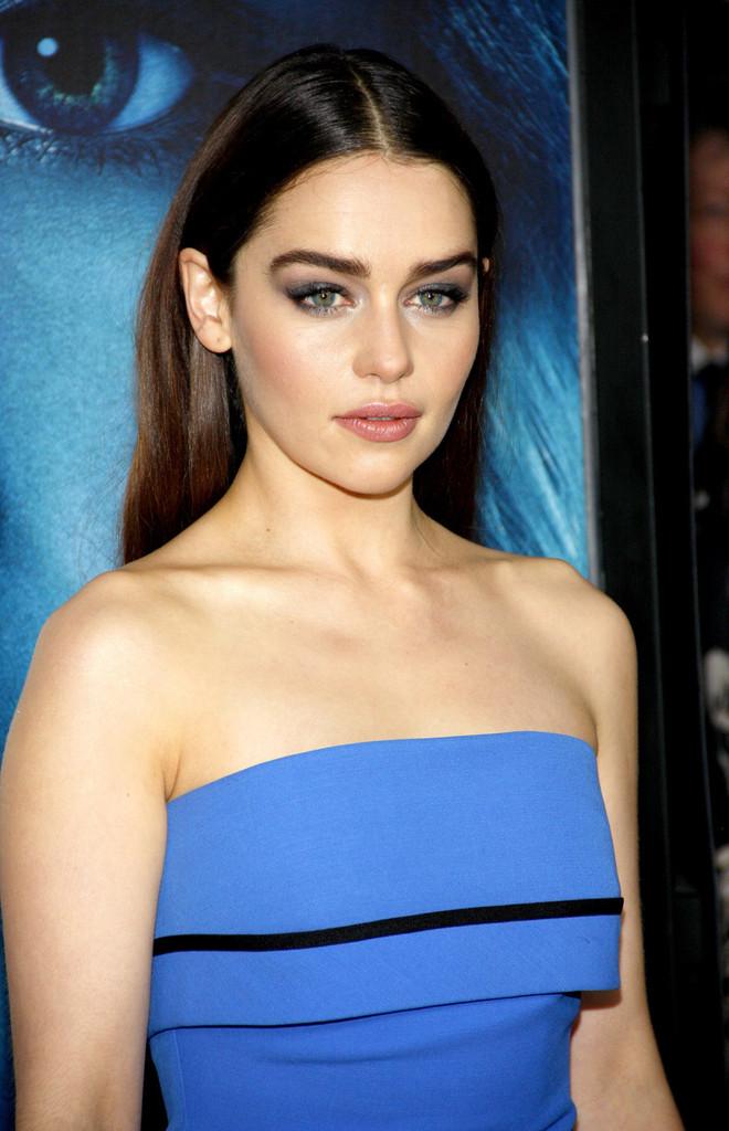 Emilia Clarke 2013 : Emilia Clarke – Game of Thrones Season 3 premiere -11
