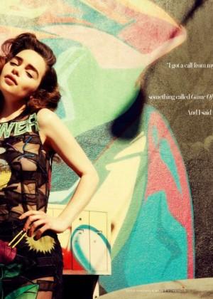 Emilia Clarke: InStyle UK -06