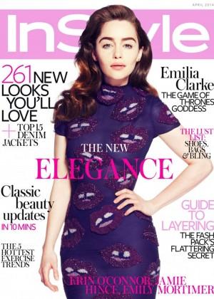 Emilia Clarke: InStyle UK -09