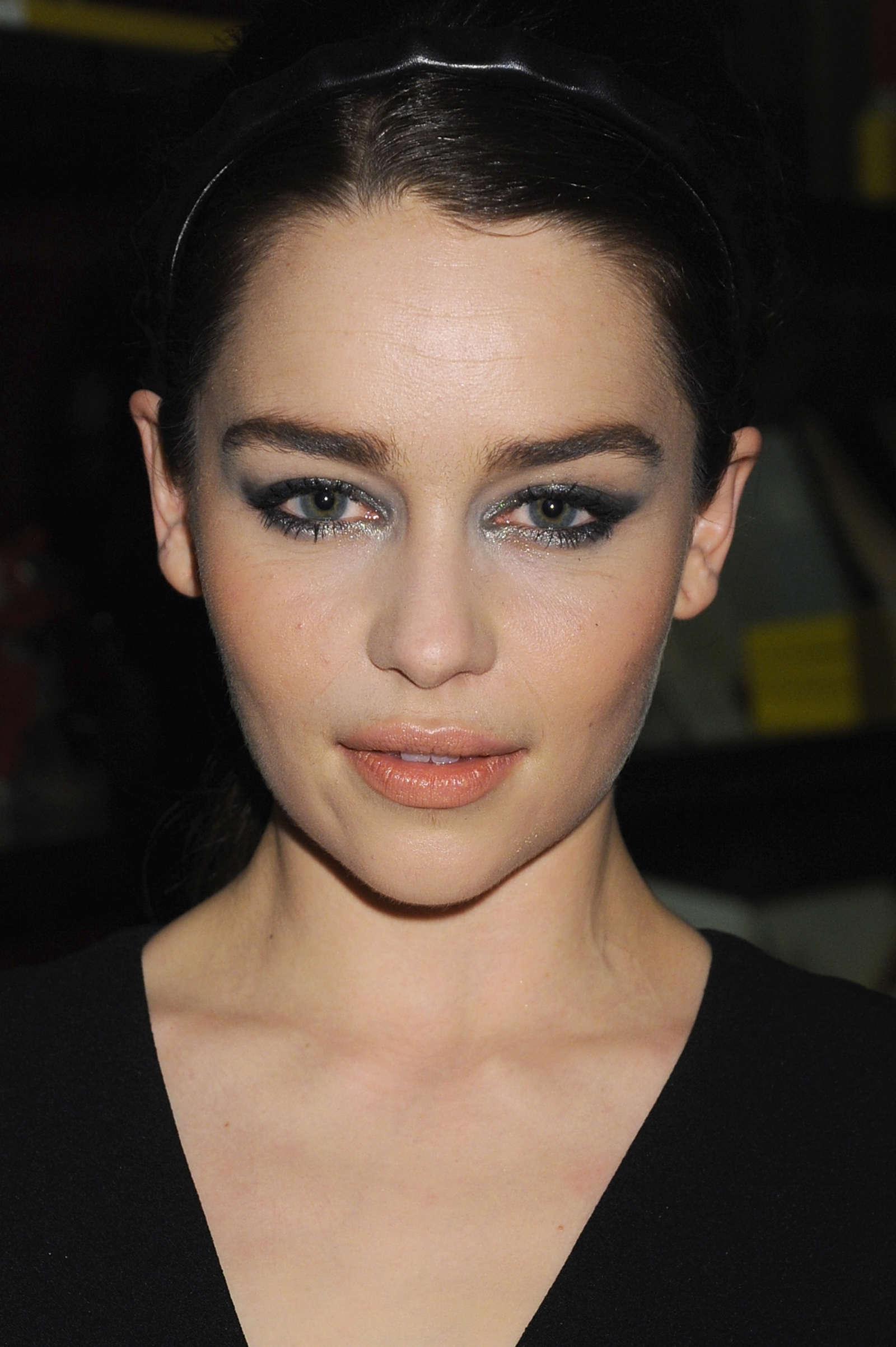 Emilia Clarke 2013 : Emilia Clarke – Moda Operandi event -01