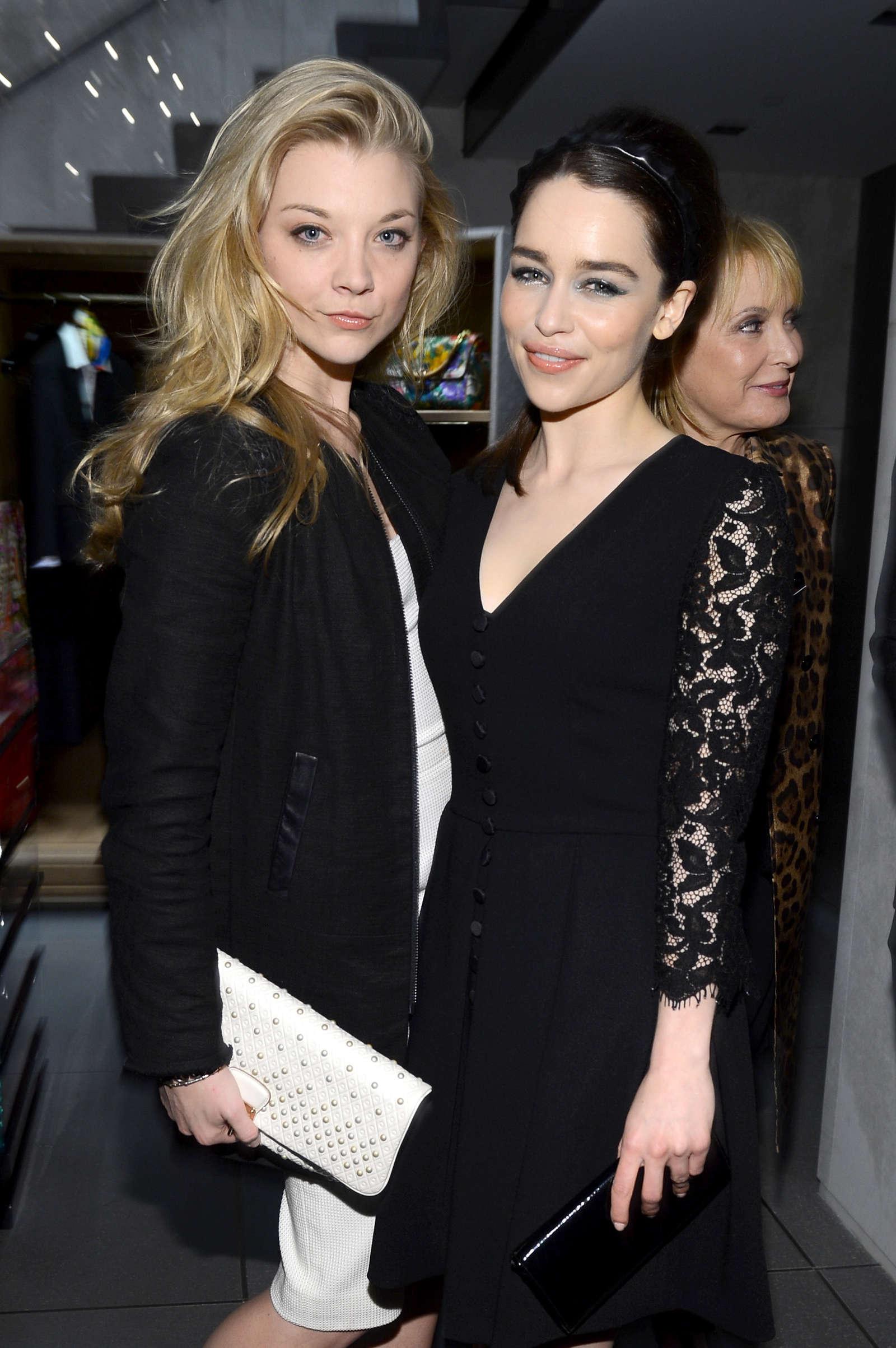 Emilia Clarke 2013 : Emilia Clarke – Moda Operandi event -12