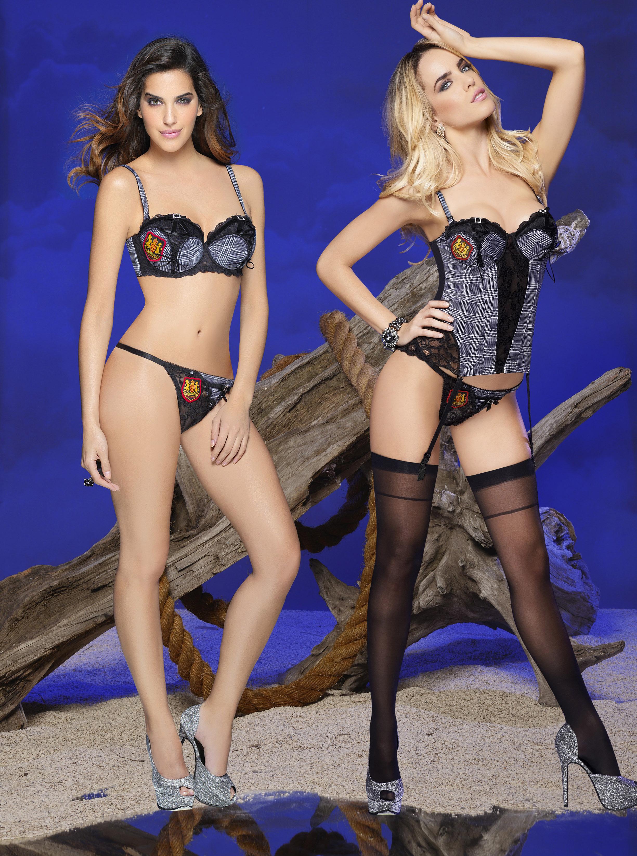 Emilia Claudeville Vicky Form Collection 2014 10 Gotceleb