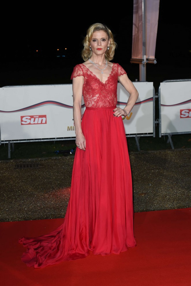 Emilia Fox - A Night Of Heroes: The Sun Military Awards in London