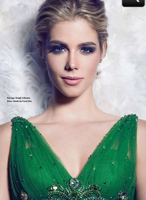 Emily Bett Rickards - Runway USA Magazine (Winter 2015)
