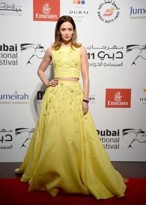 Emily Blunt - Opening Night Gala 11th Annual Dubai International Film Festival