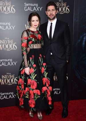 Emily Blunt: Into the Woods NY Premiere -04